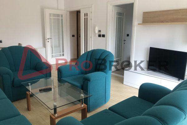 "Apartament 2+1 | Me Qira | Rr. Sami Frasheri / Kompleksi ""NOBIS"""