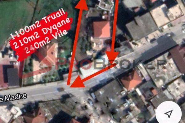 OKAZION ! Vile + Dyqan + Truall   Ne Shitje   Prane Qender Babrru