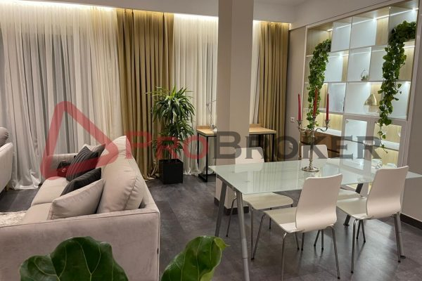 Apartament 3+1 | Me Qira | Rr. Hamdi Sina /  Liqeni i Thate