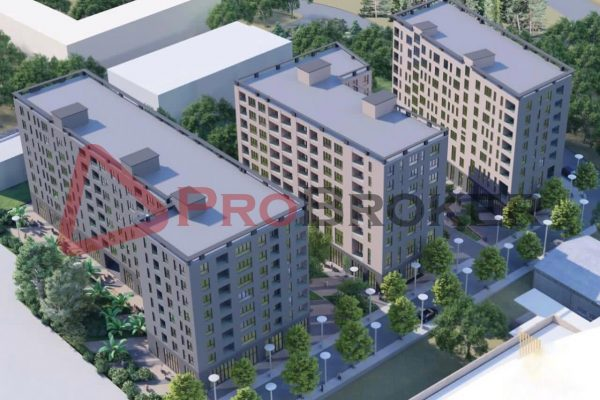 Apartament 1+1 | Ne Shitje | Rr. Xhanfize Keko / Ish Profarma
