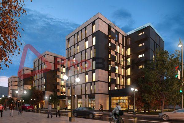 Apartament 2+1   Ne Shitje   Rr. Jordan Misja / Quartum Residence