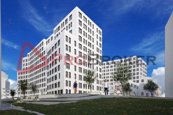 """Apartament 2+1   Ne Shitje   Rr. 21 Dhjetori / Kompleksi """"Kontakt"""""""