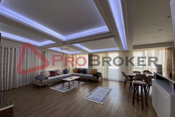 Apartament Penthouse 3+1 | Me Qira | Rr. Bill Klinton / Kodra e Diellit