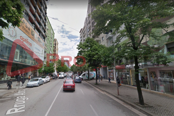 "Apartament 1+1 | Ne Shitje | Rr. Abdyl Frasheri / Perball ""Vesa Center"""