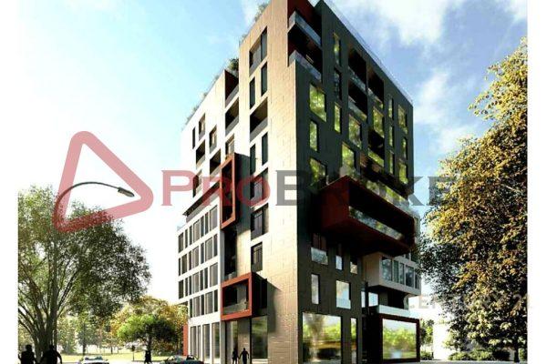 Apartament 1+1 | Ne Shitje | Rr. Emin Harizaj / Prane Fushes ALI DEMI