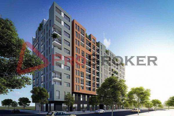 "Apartament 2+1 | Ne shitje | Rr. e Dibres / Prane Spitalit ""Nene Tereza"""
