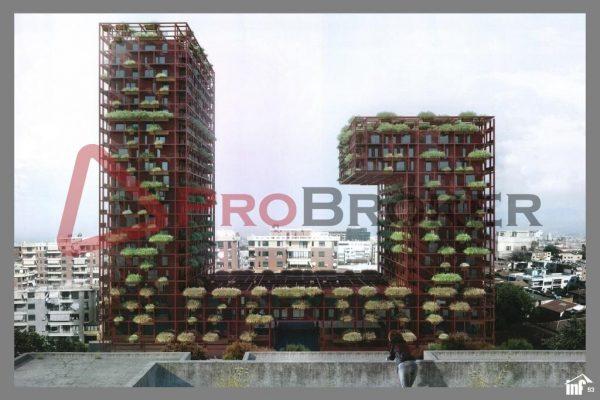 "Apartament 1+1 | Ne Shitje | Rr. Kavajes / ""Tirana Garden Building"""