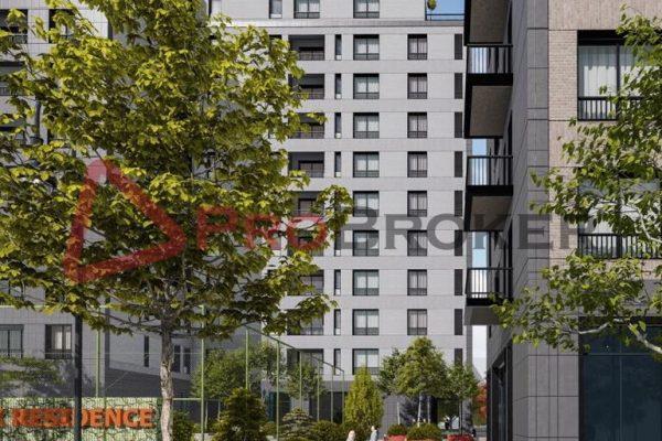 Apartament 1+1 | Ne Shitje | Ish Fusha Aviacionit / Grand Park Residence