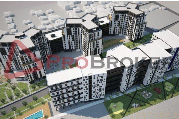 """Apartament 3+1 + Post Parkimi   Ne Shitje   Ish Fusha Aviacionit / Rezidenca """"Turdiu"""""""
