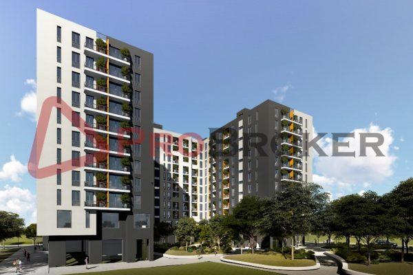 "OKAZION !!! Apartament 2+1   Ne Shitje   Prane QSUT / Rezidenca ""Zirkon"""