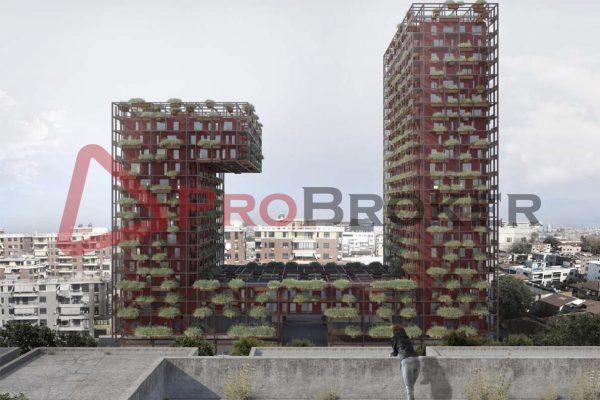 "Ambient Biznesi / Apartament 2+1 | Ne Shitje | Rr. Kavajes / ""Tirana Garden Building"""