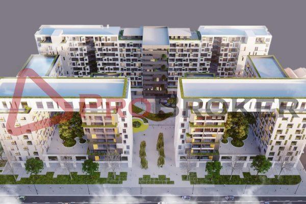 """Apartament 2+1   Ne Shitje   Rr. e Kavajes / ARLIS """"Square21"""""""