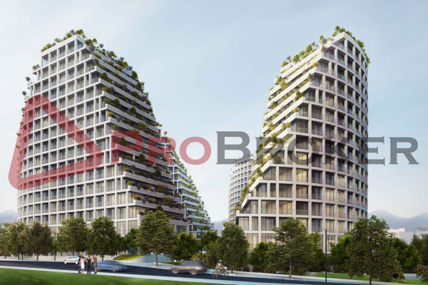 Apartament 3+1 | Ne Shitje | Liqeni Artificial / Lake View Residence