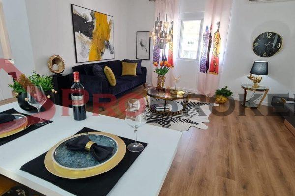 Apartament 2+1 | Ne Shitje | Komuna e Parisit / Rr. Tish Dahia