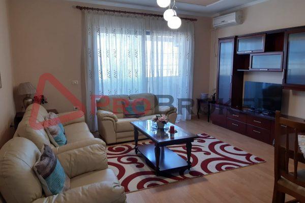 Apartament 2+1 | Me Qira | Rruga Jordan Misja / Prane Kolegjit Universitar Beder